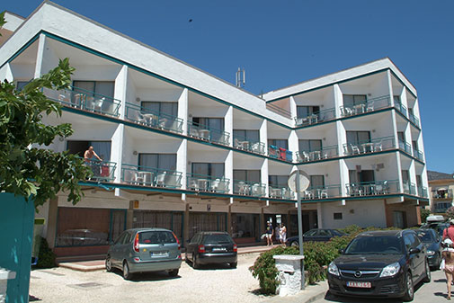 Photo of studio apartments Els Molins Roses